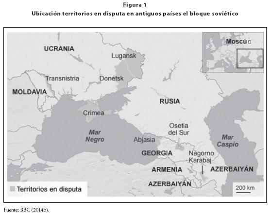 Vista de El irredentismo como instrumento de la geopolítica